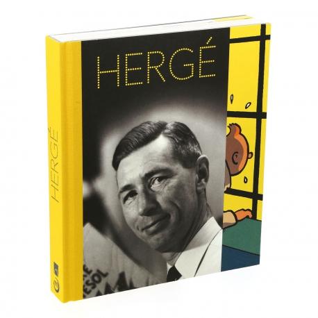 Hergé Catalogue de l'exposition au Grand Palais
