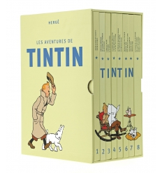 Coffret intégral - Tout Tintin