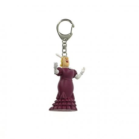 Porta-chaves Castafiore