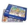 Puzzle + poster Tintin - Éléphant