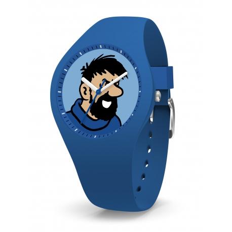 Tintin Ice WATCH SPORT SKIN CHARACTERS HADDOCK
