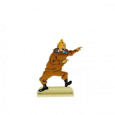 Tintin Entusiasmado